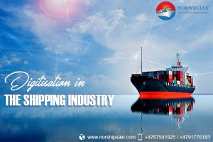 Digitisation In Shipping Industry