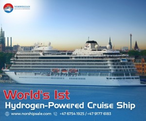 Hydrogen Powered Cruise Ship