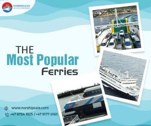 All Kinds of Ferries