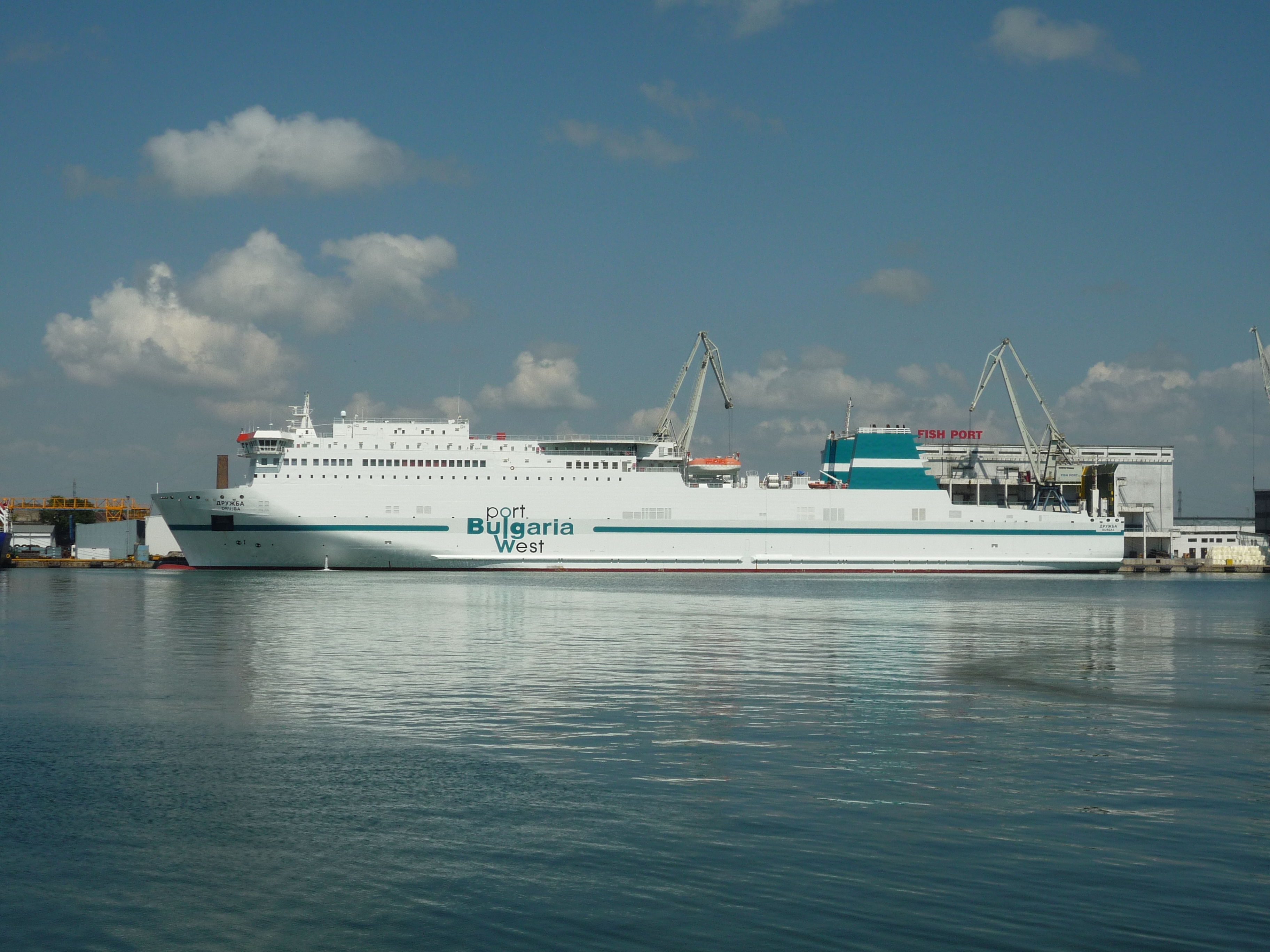 Design and Feasibility of Modern of RoRo and Ropax Vessels